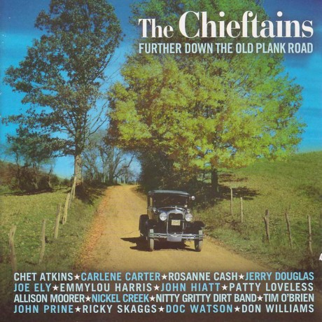 The_Chieftains-Further_Down_The_Old_Plank_Road-Frontal