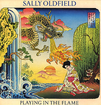 Sally+Oldfield+-+Playing+In+the+Flame+-+LP+RECORD-286953
