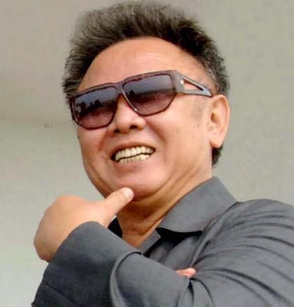 Kim-Jong-il-portrait